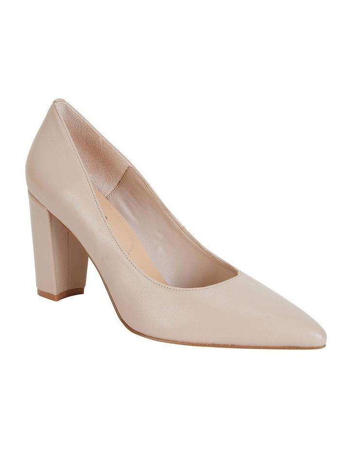 Lyric Blush Glove Heeled Shoes image 2