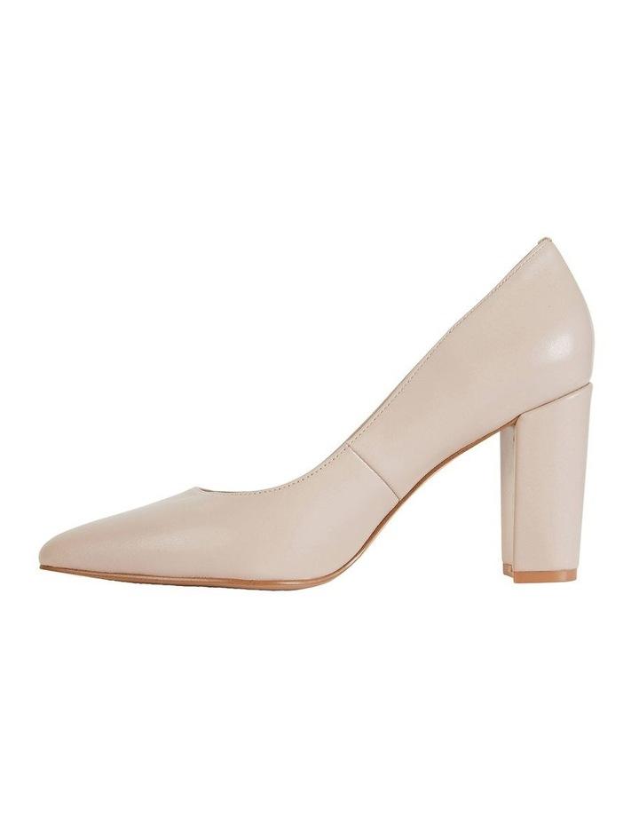 Lyric Blush Glove Heeled Shoes image 3