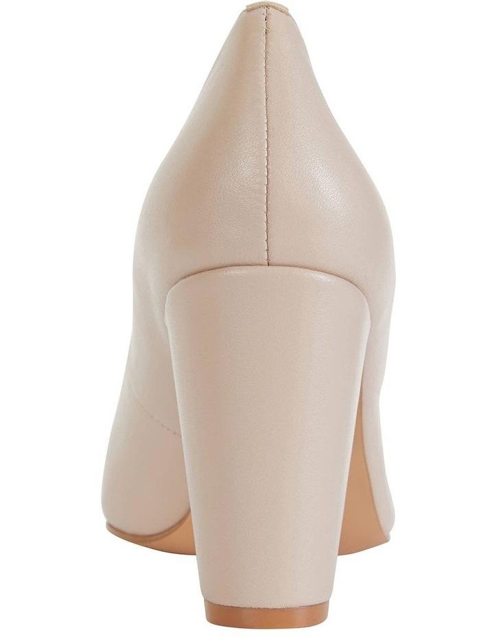 Lyric Blush Glove Heeled Shoes image 5