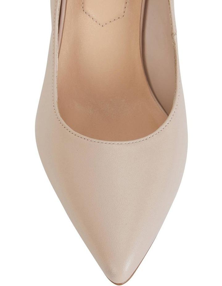 Lyric Blush Glove Heeled Shoes image 6