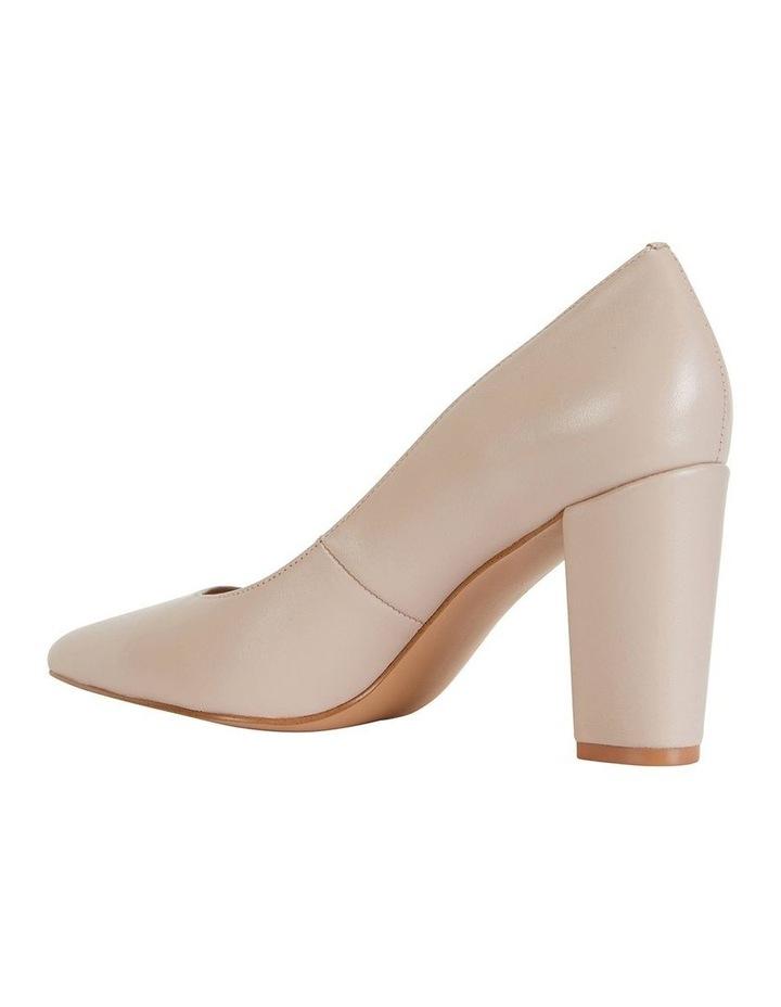 Lyric Blush Glove Heeled Shoes image 7