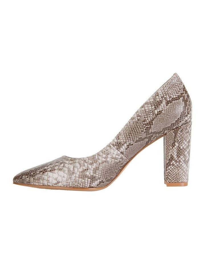 Lyric Snake Print Heeled Shoes image 3