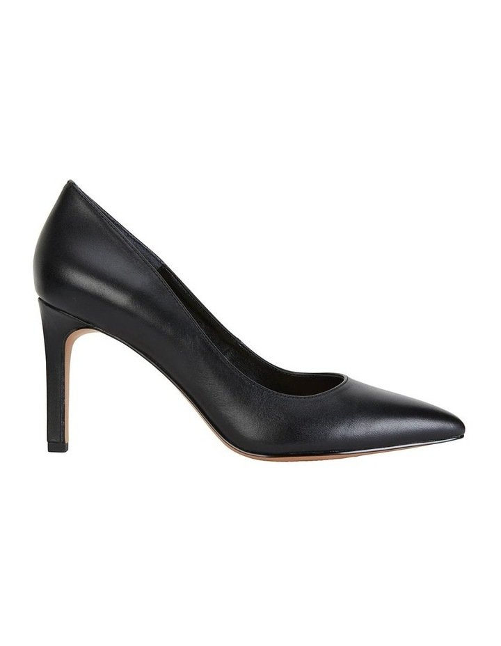 Octavia Black Glove Heeled Shoes image 1