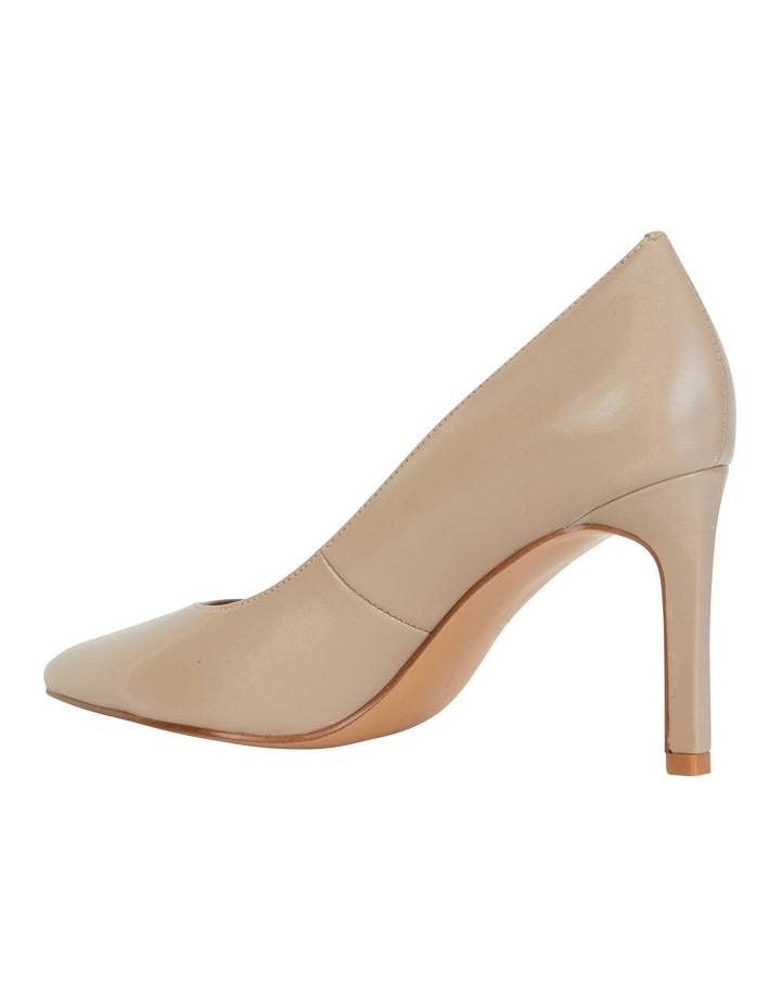 Octavia Nude Glove Heeled Shoes image 3