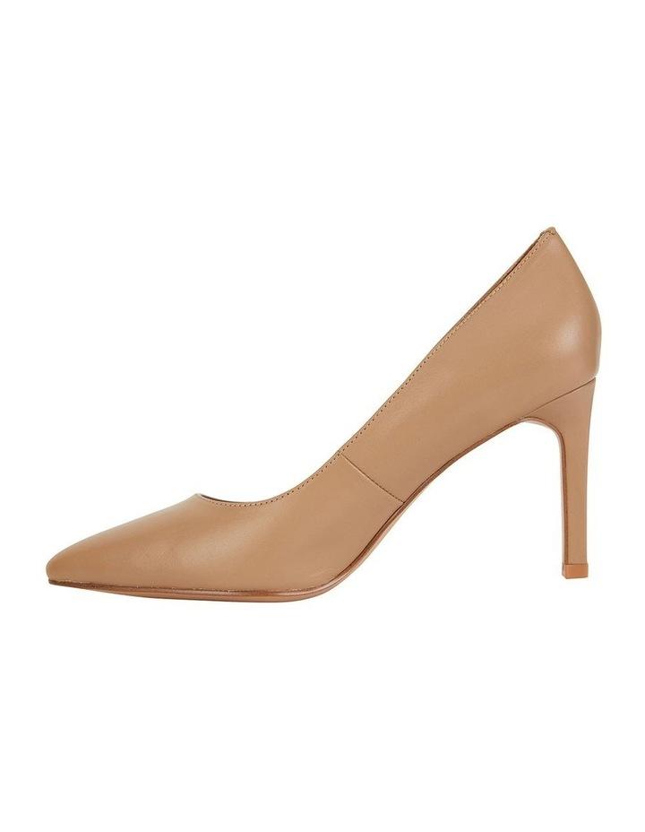 Octavia Camel Glove Heeled Shoes image 1