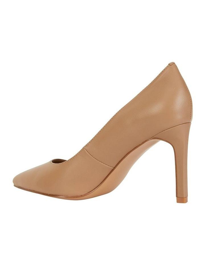 Octavia Camel Glove Heeled Shoes image 2