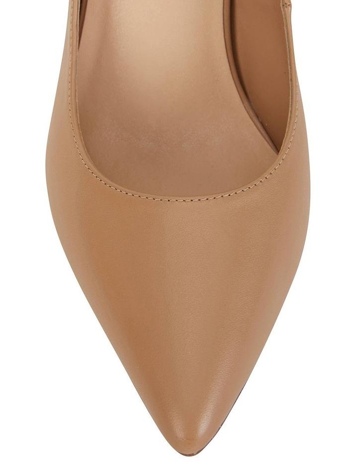 Octavia Camel Glove Heeled Shoes image 3