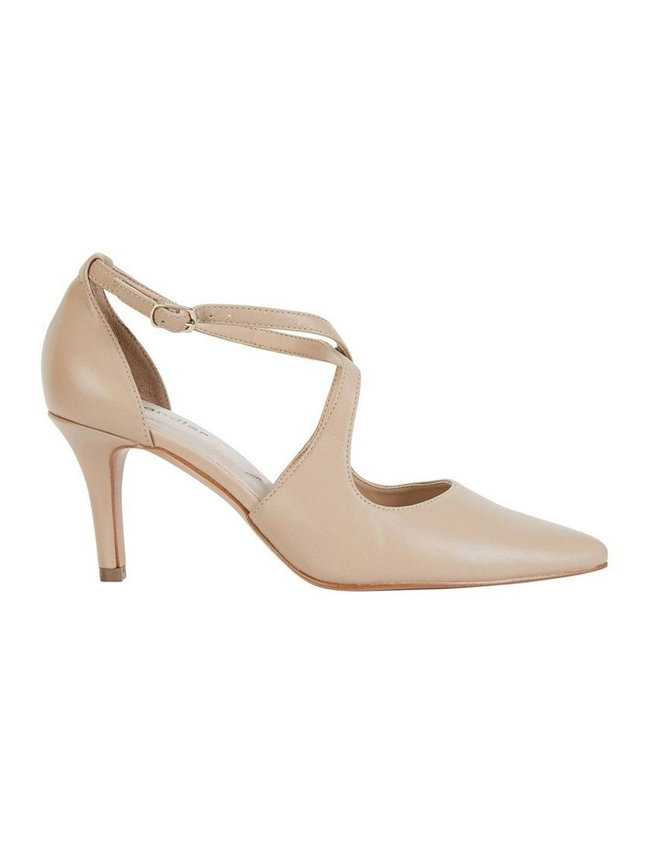 Merit Nude Glove Heeled Shoes image 1