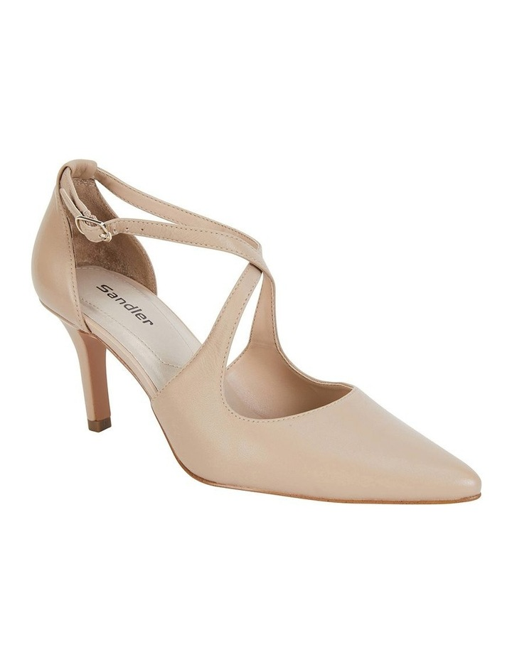 Merit Nude Glove Heeled Shoes image 2