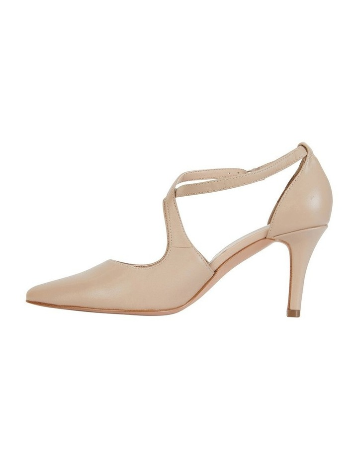 Merit Nude Glove Heeled Shoes image 3