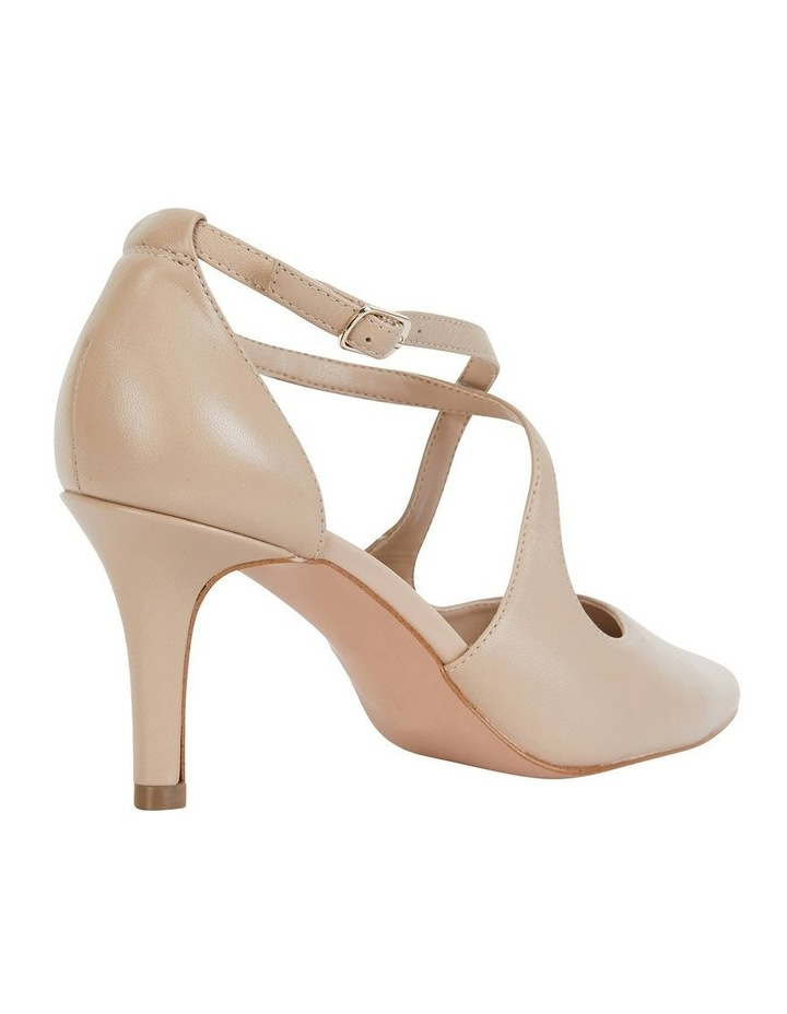 Merit Nude Glove Heeled Shoes image 4