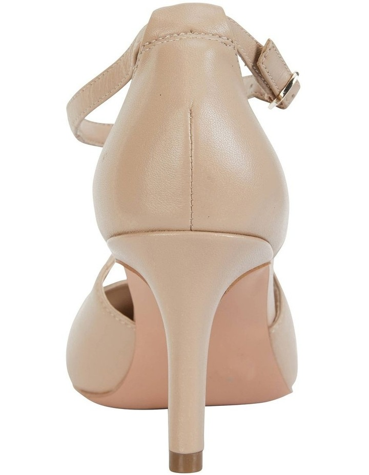 Merit Nude Glove Heeled Shoes image 5