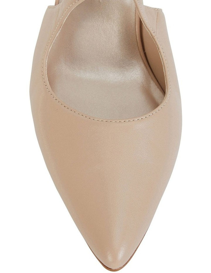 Merit Nude Glove Heeled Shoes image 7
