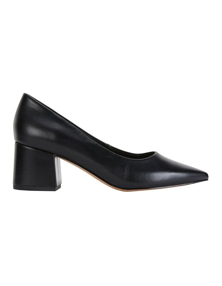 Sandler Idol Black Glove Heeled Shoe image 1