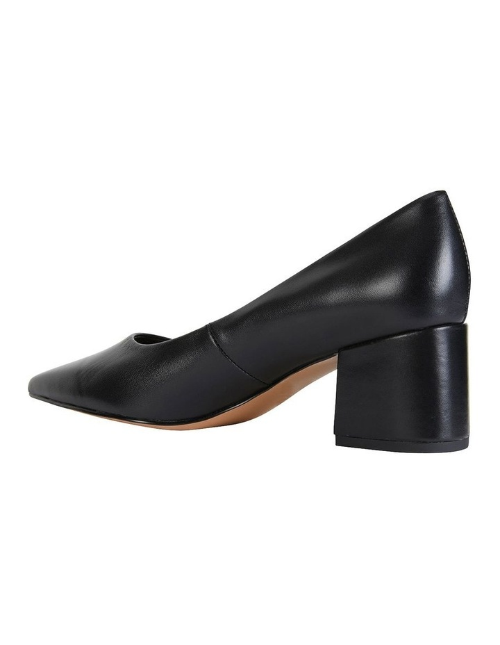 Sandler Idol Black Glove Heeled Shoe image 4