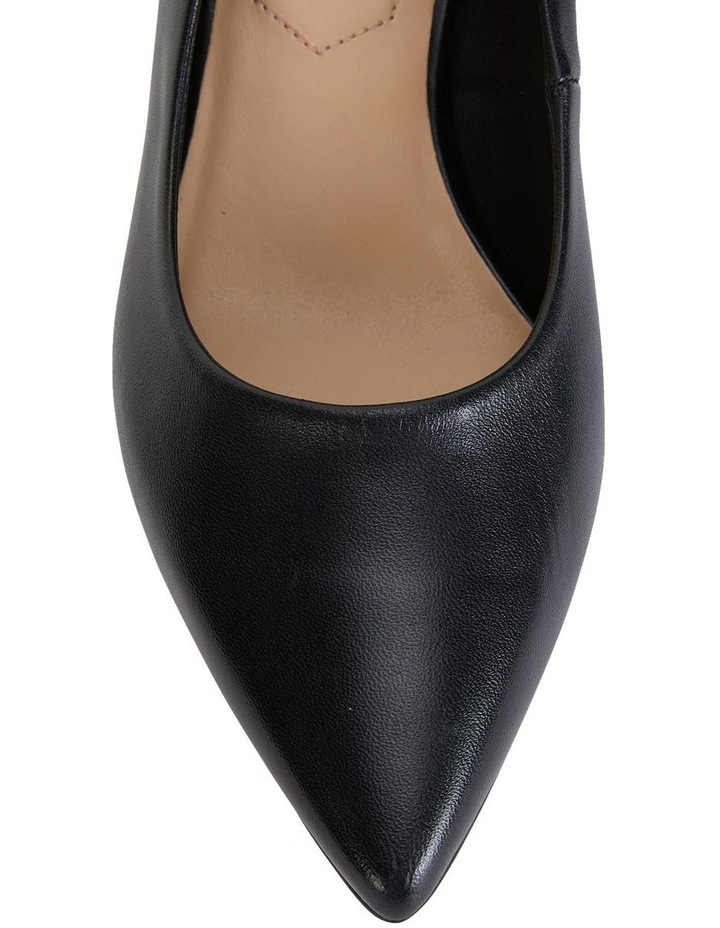 Sandler Idol Black Glove Heeled Shoe image 7