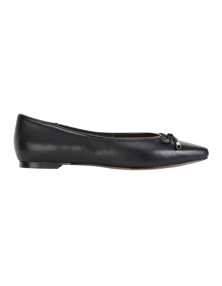 Kindle Black Glove Flat Shoe image 1