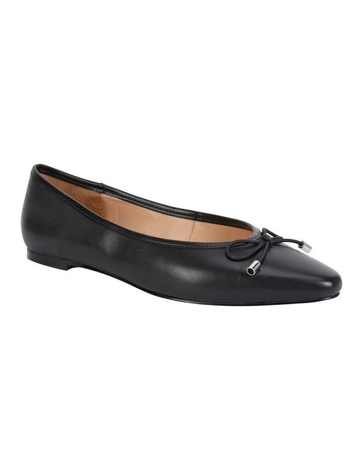 Kindle Black Glove Flat Shoe image 2