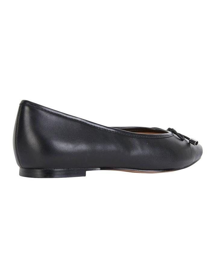 Kindle Black Glove Flat Shoe image 4