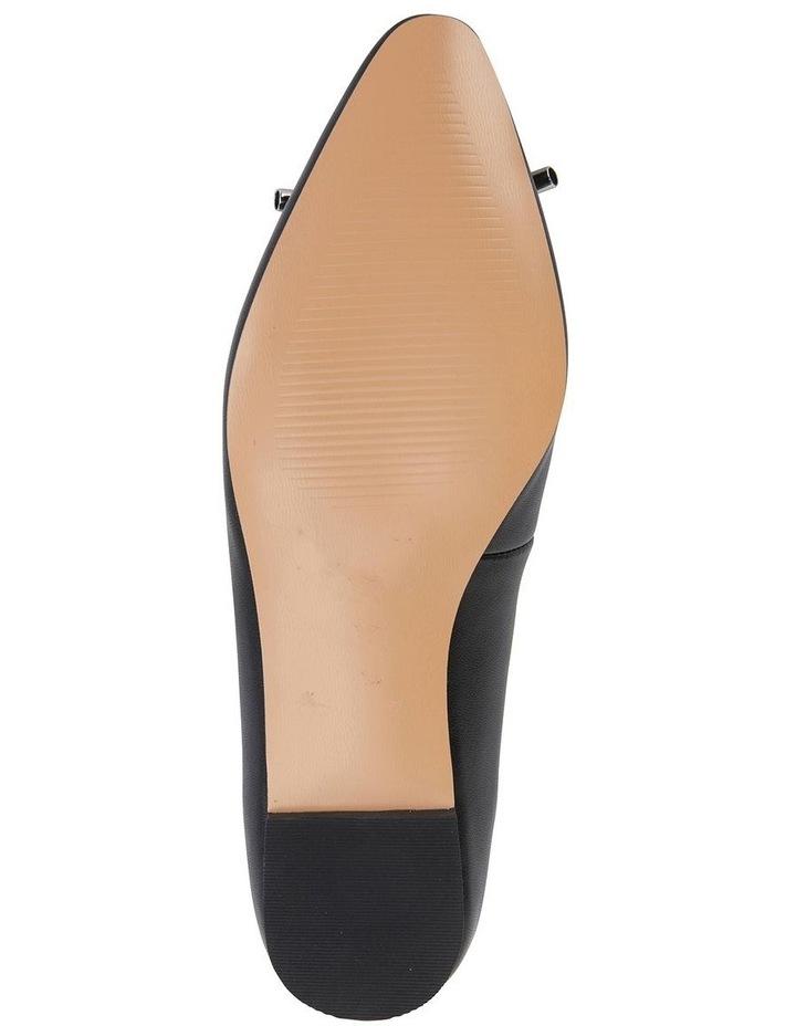 Kindle Black Glove Flat Shoe image 5