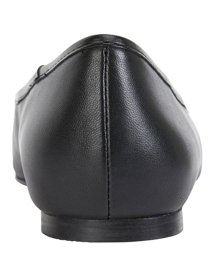 Kindle Black Glove Flat Shoe image 6