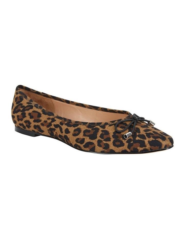 Kindle Animal Fabric Flat Shoe image 2