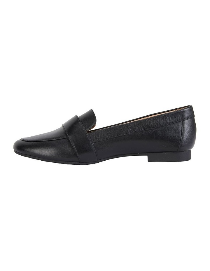 Tyson Black Glove Flat Shoe image 3