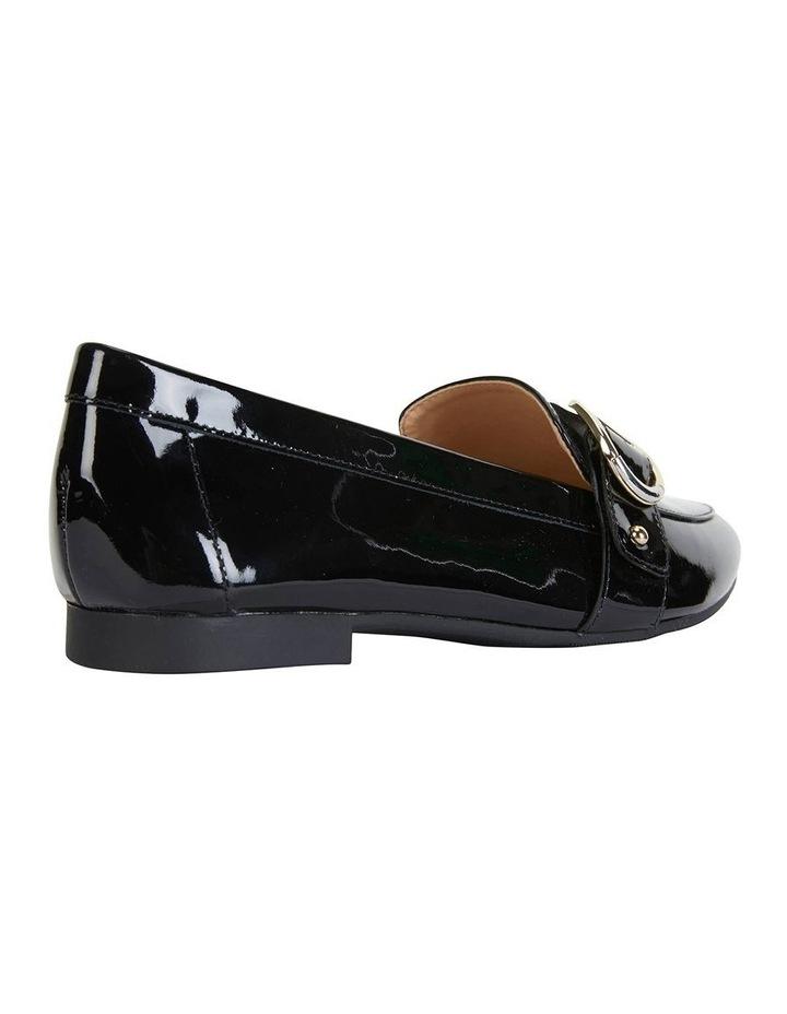 Tyson Black Patent Flat Shoe image 4