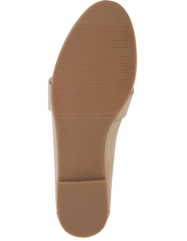 Tyson Nude Glove Flat Shoe image 5