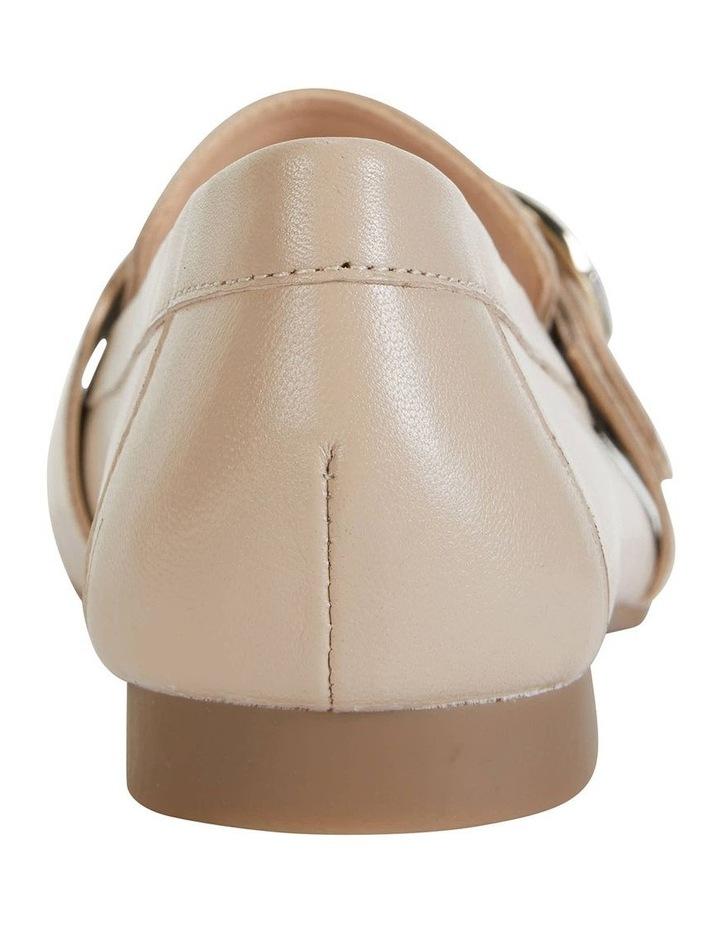 Tyson Nude Glove Flat Shoe image 6