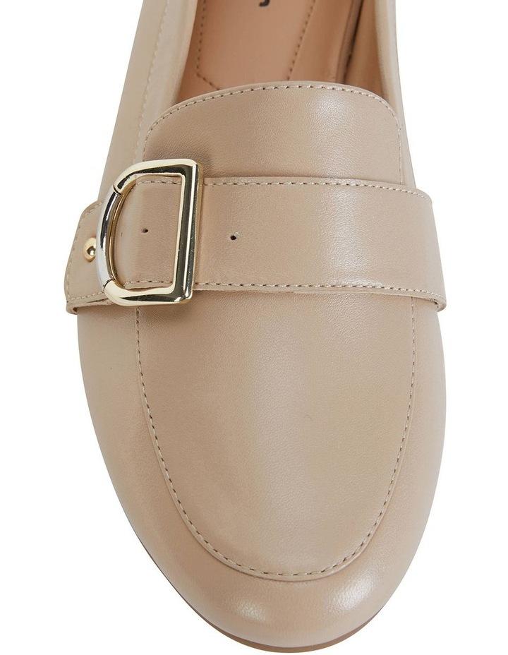 Tyson Nude Glove Flat Shoe image 7