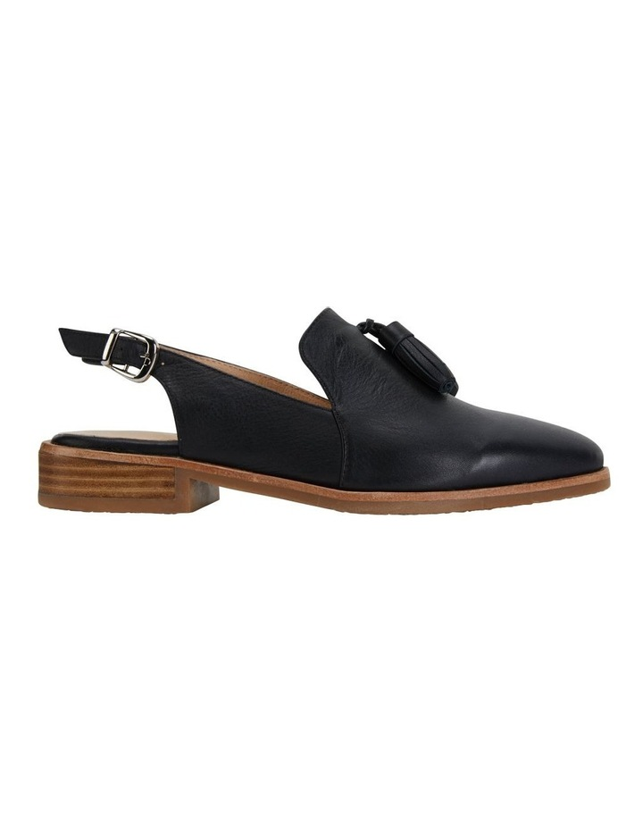 Sabina Black Glove Flat Shoes image 1