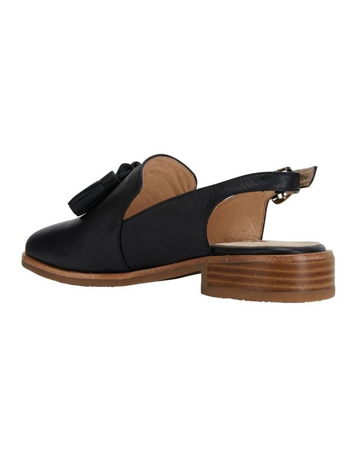 Sabina Black Glove Flat Shoes image 4