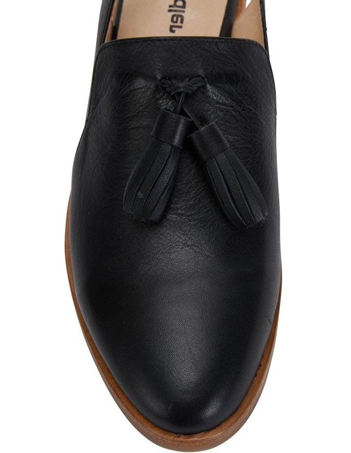Sabina Black Glove Flat Shoes image 5