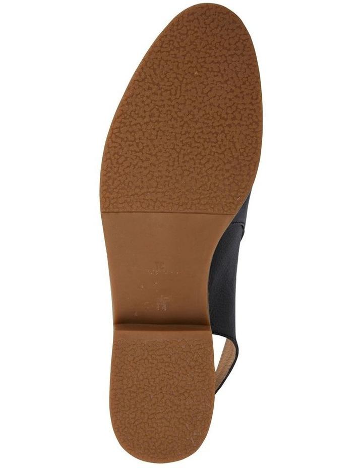 Sabina Black Glove Flat Shoes image 6