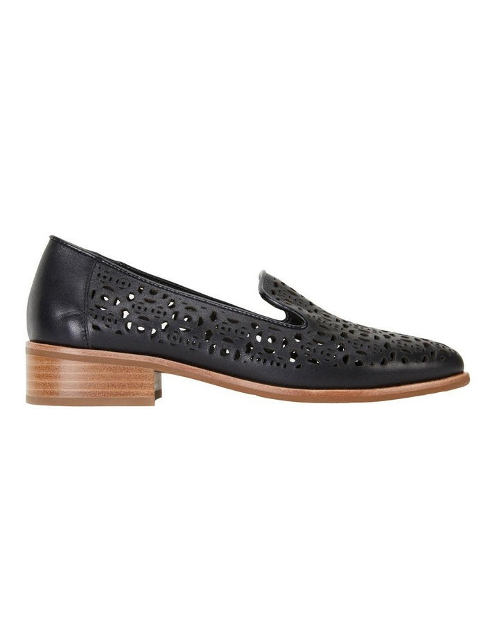 Satchel Black Glove Flat Shoes image 1