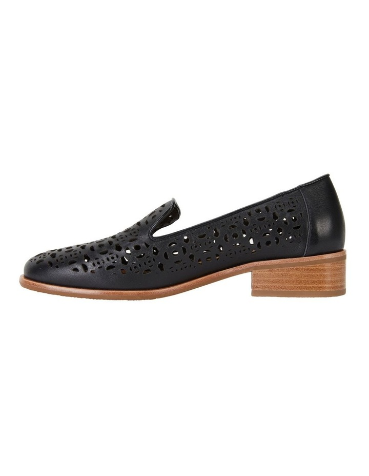 Satchel Black Glove Flat Shoes image 3