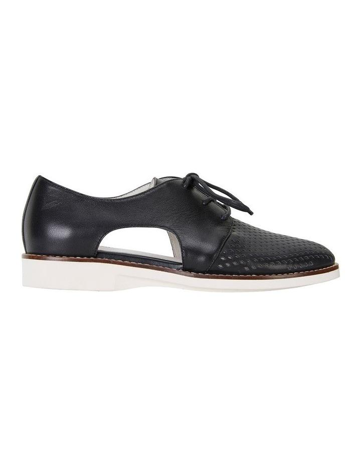 Sharon Black Glove Flat Shoes image 1