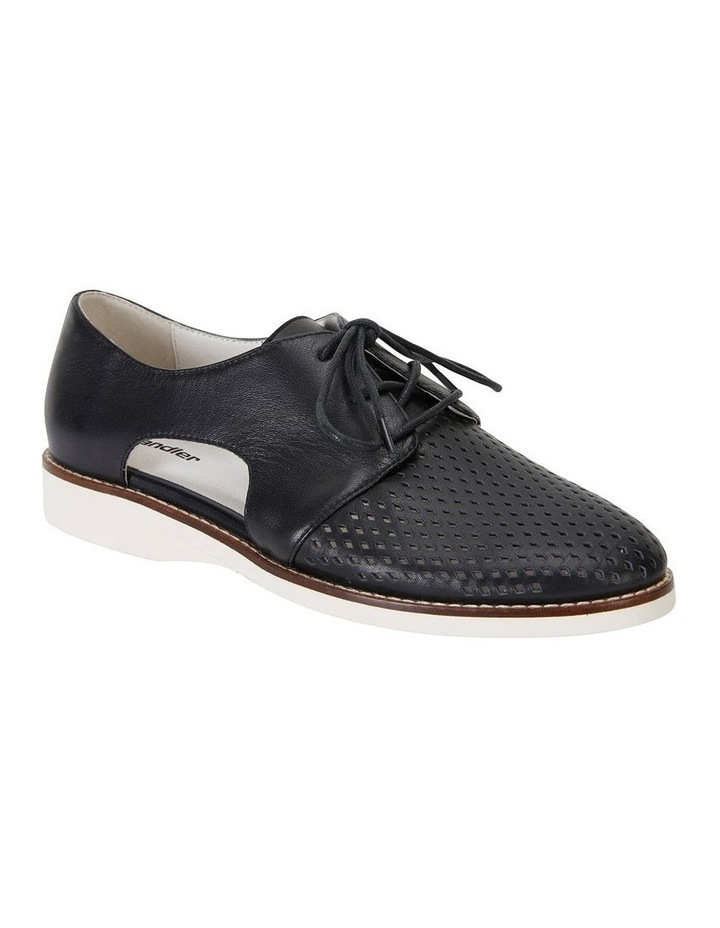 Sharon Black Glove Flat Shoes image 2