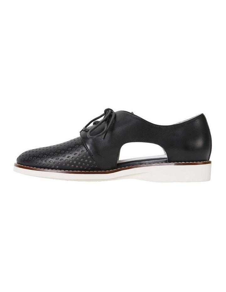 Sharon Black Glove Flat Shoes image 3