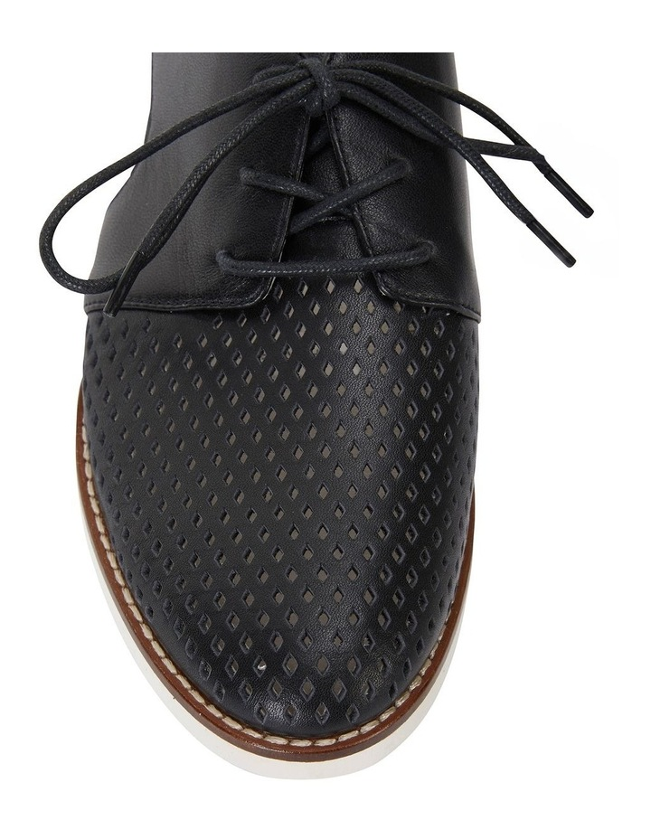 Sharon Black Glove Flat Shoes image 5