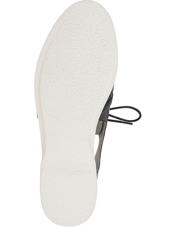 Sharon Black Glove Flat Shoes image 6