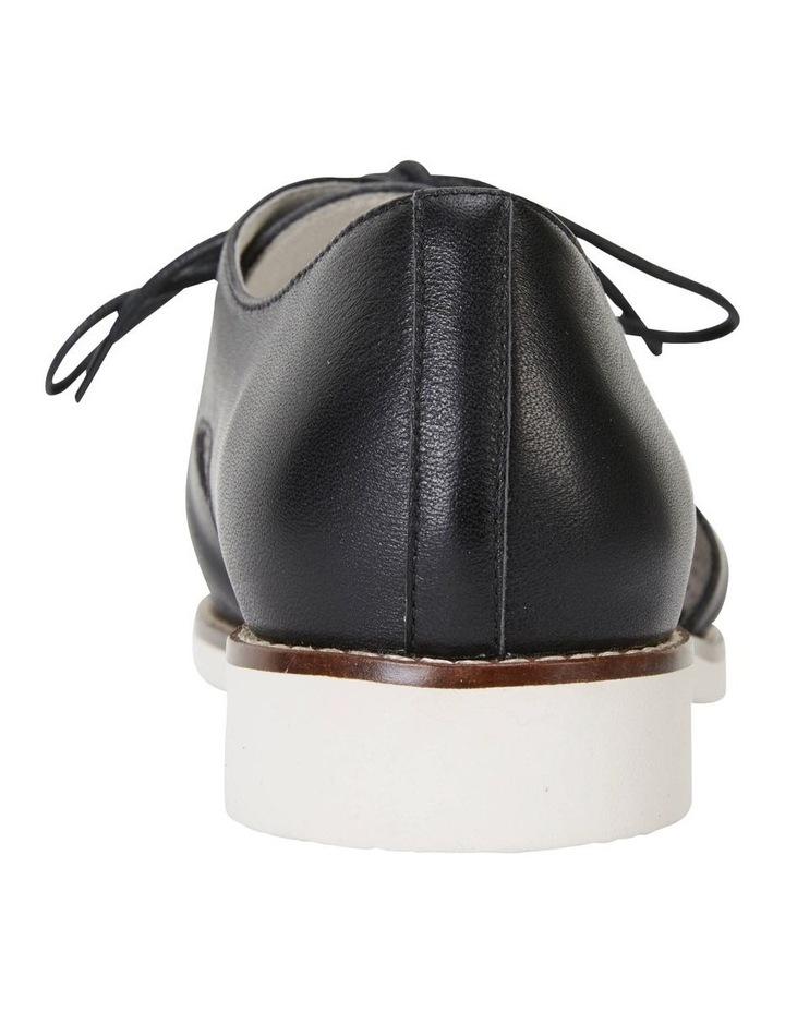 Sharon Black Glove Flat Shoes image 7
