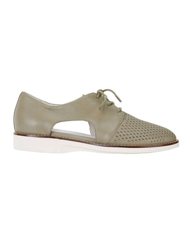 Sharon Khaki Glove Flat Shoes image 1