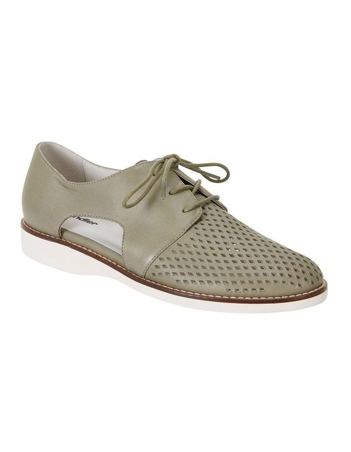 Sharon Khaki Glove Flat Shoes image 2