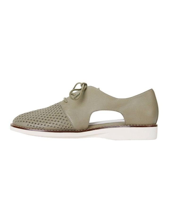 Sharon Khaki Glove Flat Shoes image 3