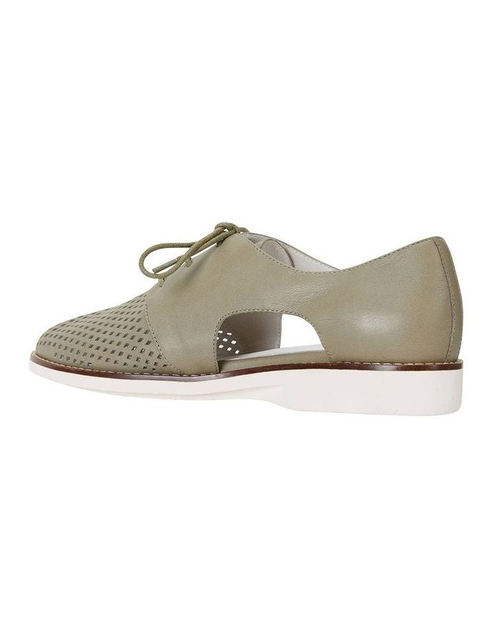 Sharon Khaki Glove Flat Shoes image 4