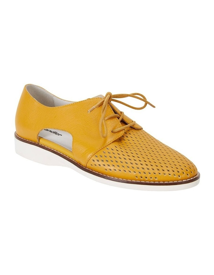 Sharon Mustard Glove Flat Shoes image 2