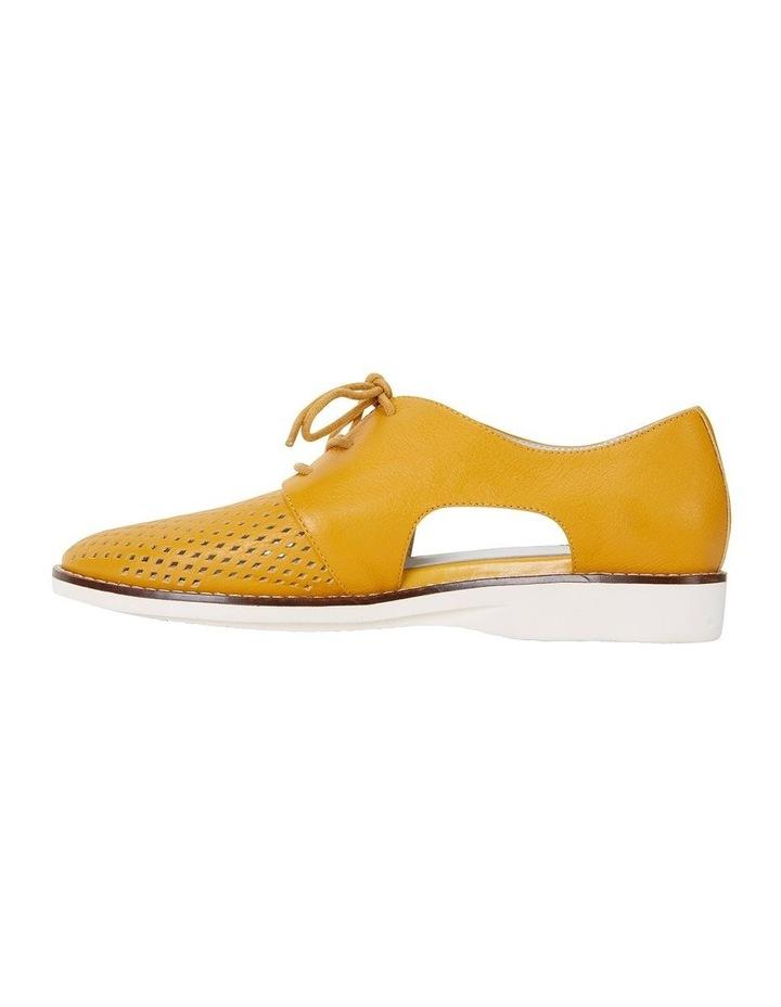Sharon Mustard Glove Flat Shoes image 3
