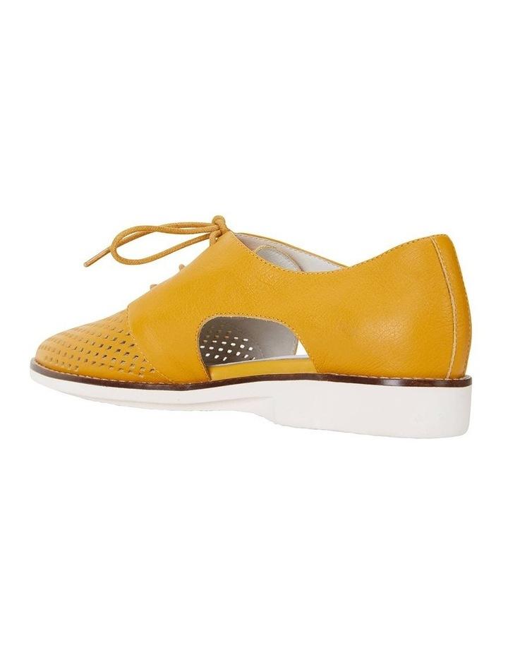 Sharon Mustard Glove Flat Shoes image 4